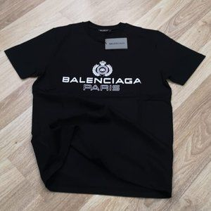 Balenciaga men's casual t-shirt sleeve short nwt